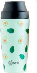 Cheeki Coffee Mug 3D Avocado 450ml