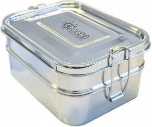 Cheeki Double Stack Lunch Box 1L