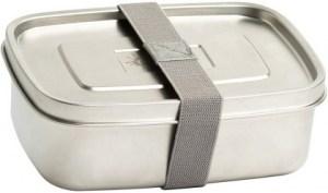 Cheeki Essential  Stainless Steel Lunch Box 1L
