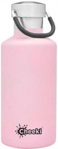 Cheeki Insulated Classic Bottle Pink 400ml