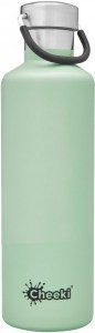 Cheeki Insulated Classic Bottle Pistachio 600ml