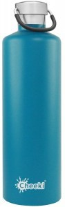 Cheeki Insulated Classic Bottle Topaz 1L