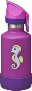 Cheeki Insulated Kids Bottle Seahorse 400ml