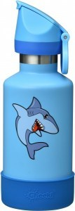 Cheeki Insulated Kids Bottle Shark 400ml