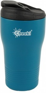 Cheeki Insulated Reusable Coffee Cup Topaz 310ml