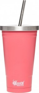 Cheeki Insulated Tumbler Dusty Pink 500ml