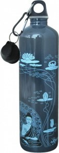 Cheeki Stainless Steel Buddha Bottle 1L
