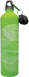 Cheeki Stainless Steel Leaf Bottle 1L