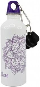 Cheeki Stainless Steel Mandala Bottle 500ml
