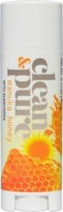 Clean & Pure Manuka Honey w/Sunscreen Lip Balm 4.7g