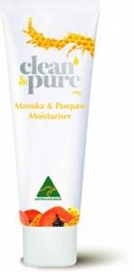 Clean & Pure Manuka & Pawpaw Hand & Body Cream 100g