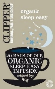 Clipper Organic Sleep Easy Infusion 20 Teabags