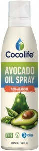 Cocolife Avocado Oil Spray Non-Aerosol  150ml