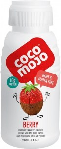 CocoMojo Berry Coconut Milk Drink 6x250ml