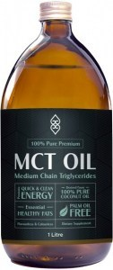Coconut Magic 100% Pure Premium MCT Oil 1L
