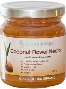 Coconut Magic Organic Coconut Flower Nectar 195ml