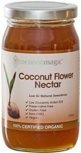Coconut Magic Organic Coconut Flower Nectar 335ml