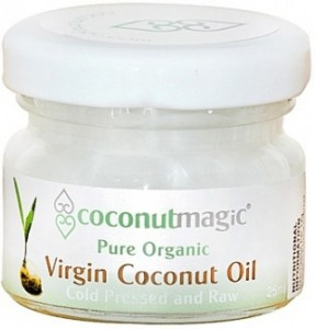Coconut Magic Organic Virgin Coconut Oil 25ml