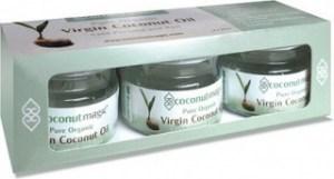 Coconut Magic Organic Virgin Coconut Oil 3x25ml Trio Pk