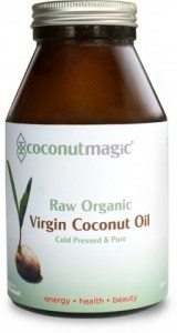 Coconut Magic Organic Virgin Coconut Oil 500ml