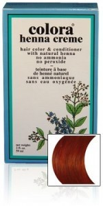 Colora Henna Creme 59ml - Auburn