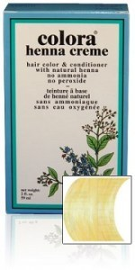 Colora Henna Creme 59ml - Blondine