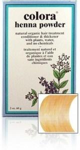 Colora Henna Powder 60g - Apricot Gold