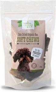 Complete Health Organic Sun Dried  Roo Soft Chews 100g