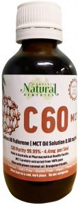 Complete Natural Remedies Carbon C60 MCT Oil  100ml