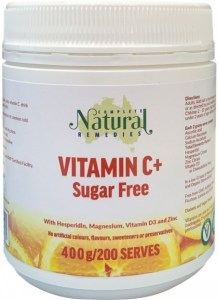 Complete Natural Remedies Vitamin C Powder 400g