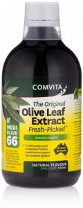 Comvita Fresh-Picked Olive Leaf Extract - Natural  500ml