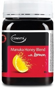 Comvita Manuka Honey Blend with Lemon  500g NOV19
