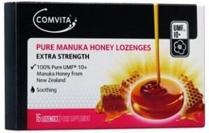 Comvita UMF 10+ Pure Manuka Honey Lozenges  16s