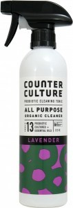 Counter Culture Probiotic All Purpose Organic Cleaner Lavender 500ml