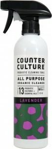 Counter Culture Probiotic All Purpose Organic Cleaner Lavender 500ml