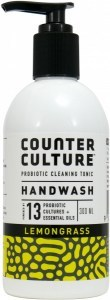Counter Culture Probiotic Hand Wash Lemongrass 300ml