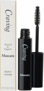 Craving Natural & Organic Mascara - Black 10ml