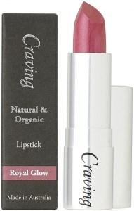 Craving Natural & Organic Royal Glow Lipstick