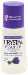 Crystal Essence Deodorant Lavender & White Tea Roll 66ml