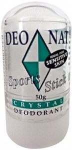 DEONAT Crystal Deodorant Sports Stick 50g