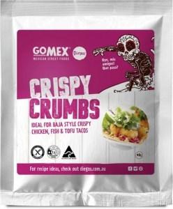 Diego's GoMex Crispy Crumbs  Sachet 40g