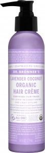 Dr Bronners Hair Creme Lavender 177ml