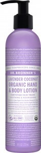 Dr Bronner's Lotion Lavender Coconut 237ml