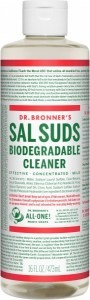 Dr Bronner's Sal Suds Liquid Cleaner 472ml