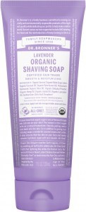 Dr Bronner's Shaving Soap Lavender 207ml