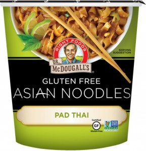 Dr McDougall Asian Style Pad Thai Noodles  58g