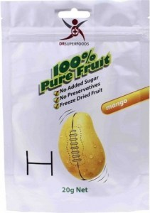 Dr Superfoods Freeze Dried Mango Bag  20g