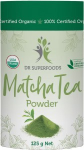 Dr Superfoods Organic Matcha Tea Powder 125g