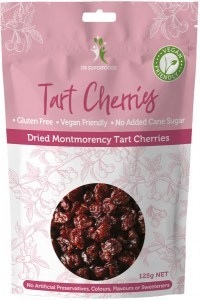Dr Superfoods Dried Montmorency Tart Cherries 150g