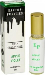 Earths Purities Melt Collection Apple Violet Eau De Parfum 8ml